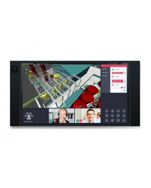 """NEC InfinityBoard 65"""" 4K UHD LCD All-in-One Collaboration Solution"""