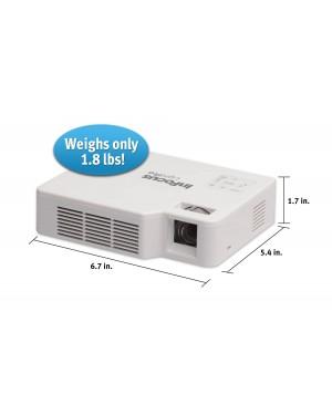 InFocus IN1142 WXGA 700 Lumens DLP Projector
