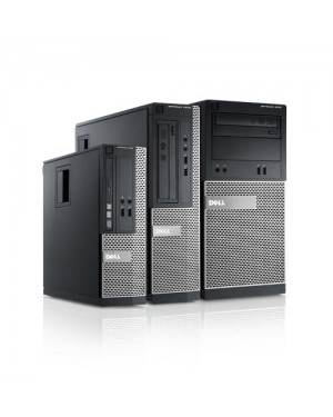 Dell Optiplex 3010MT Desktop (Optiplex-3010MT-I3) (Core i3, 500GB, 4GB, Win 7)