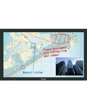 "PANASONIC 65"" Full HD Interactive Display TH-65BF1W"