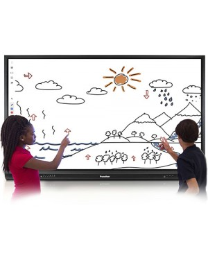 """Promethean ActivPanel 75"""" 4K Ultra HD with Android Module AP6-75A-4K"""
