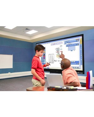 OneScreen 84'' Clary Interactive Touch Screen - 20 Touch Points