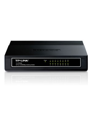 TP-Link TL-SF1016D 16-Port 10/100Mbps Desktop Switch