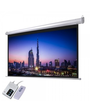 "Iview / 7Star 180cm x 180cm 84"" Diagonal Electrical Projector Screen"